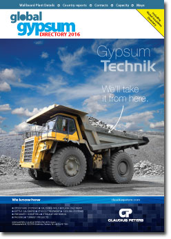 Global Insulation Directory 2016 cover